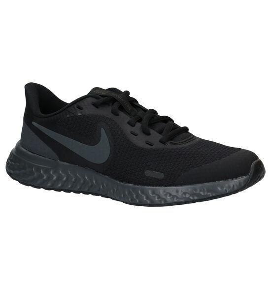 Nike Revolution 5 Zwarte Sneakers