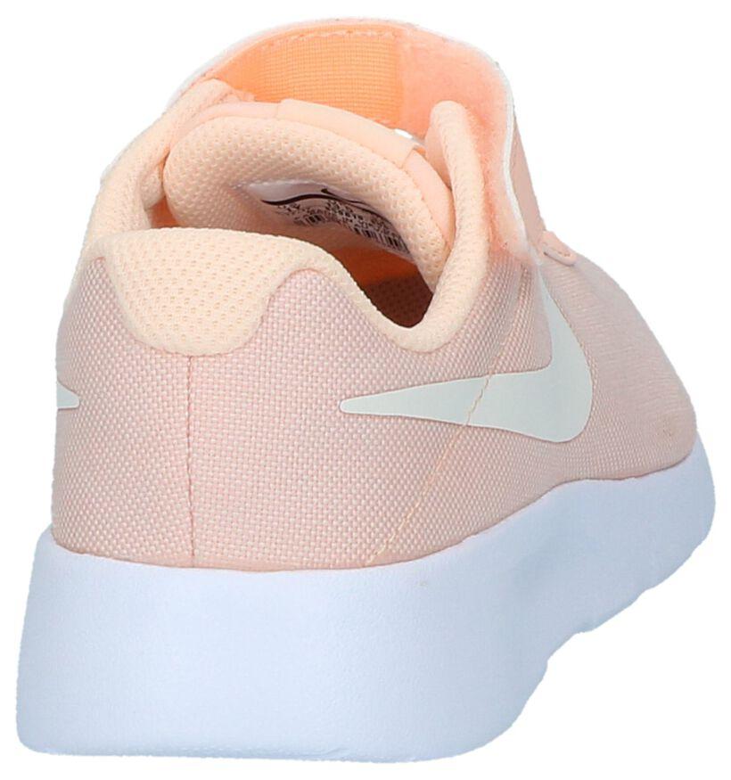 Runner Sneakers Lichtroze Nike Tanjun in stof (219621)