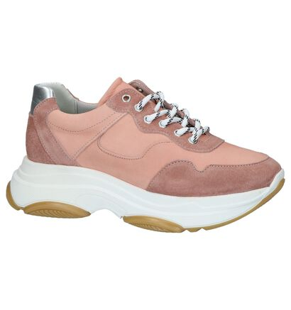 Bullboxer Pastel Roze Sneakers , Roze, pdp