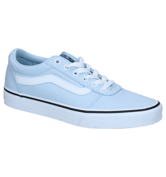 Vans Ward Blauwe Sneakers