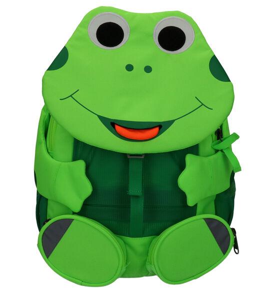 Affenzahn Frog Groene Kinderrugzak