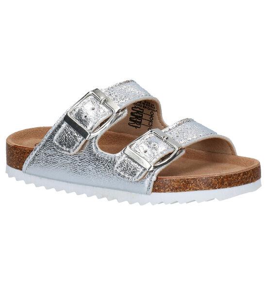 Xti Zilveren Slippers