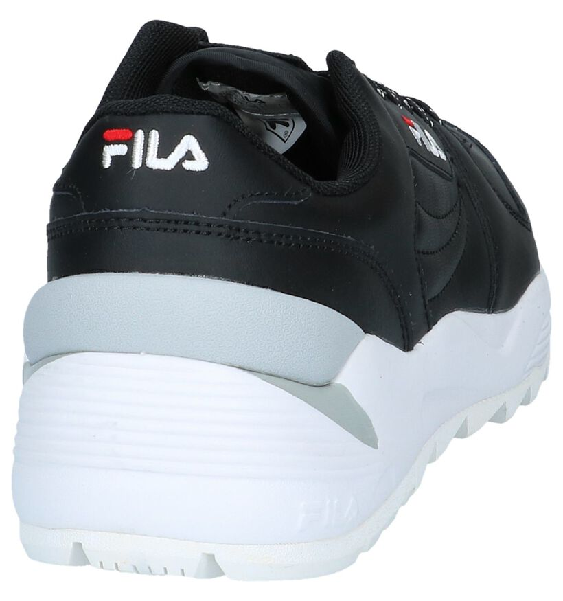 Zwarte Sneakers Fila Orbit CMR in leer (240886)