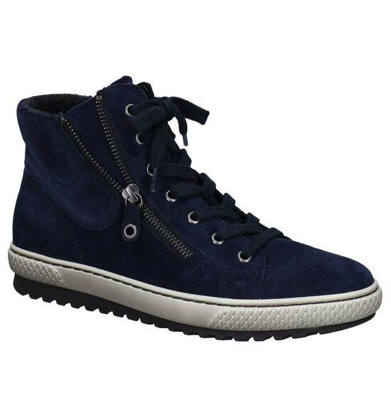 Gabor Blauwe Sneakers