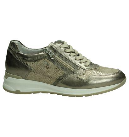 NeroGiardini Sneakers Goud in leer (191234)