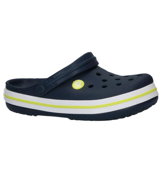 Crocs Crocband Clog Blauwe Slippers