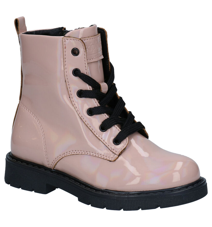 Kipling Hivda Roze Boots in lakleer (282796)