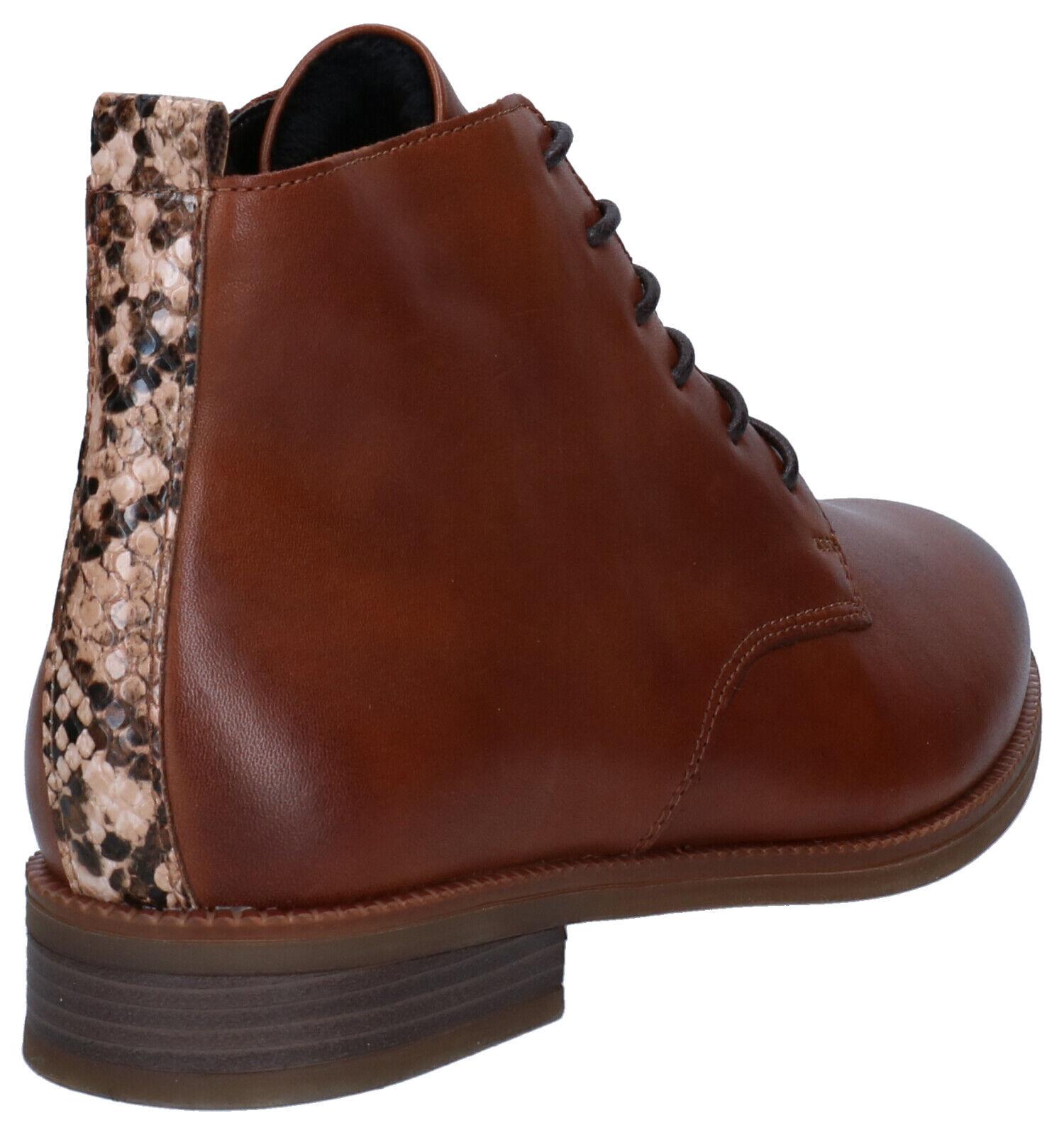 Remonte Cognac Boots
