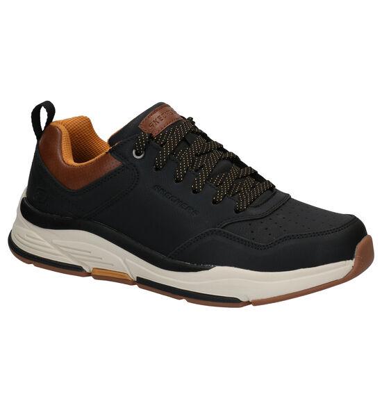 Skechers Relaxed Fit Zwarte Sneakers
