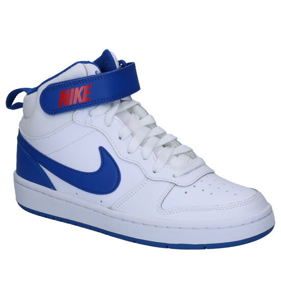 Nike Court Borough Mid Witte Sneakers