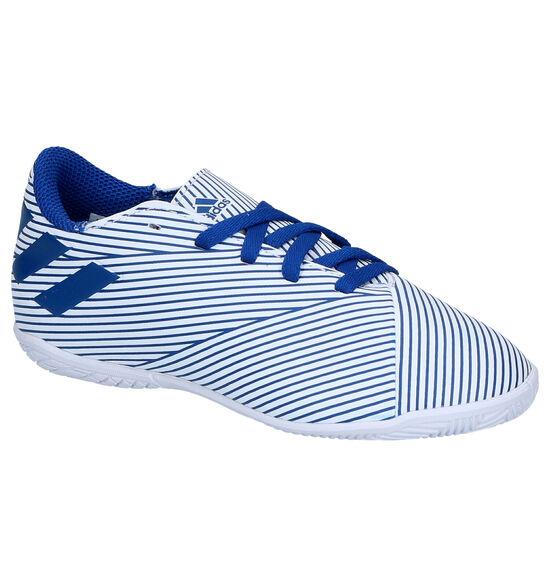 adidas Nemeziz 19.4 Blauwe Voetbalschoenen