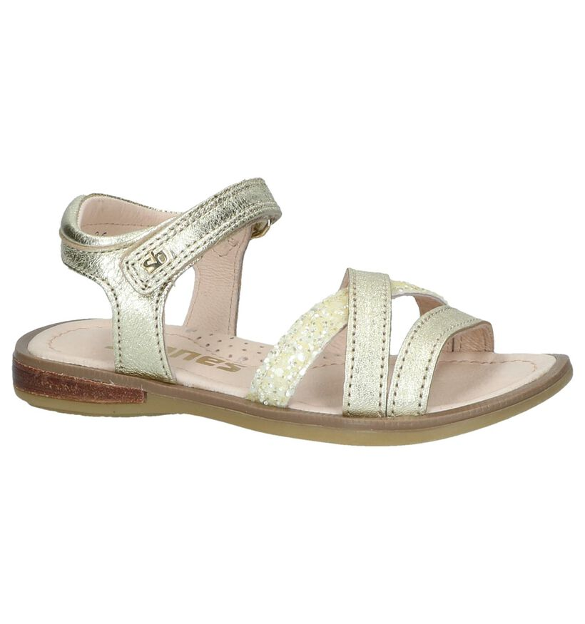 STONES and BONES Gamma Roze Sandalen in leer (267346)