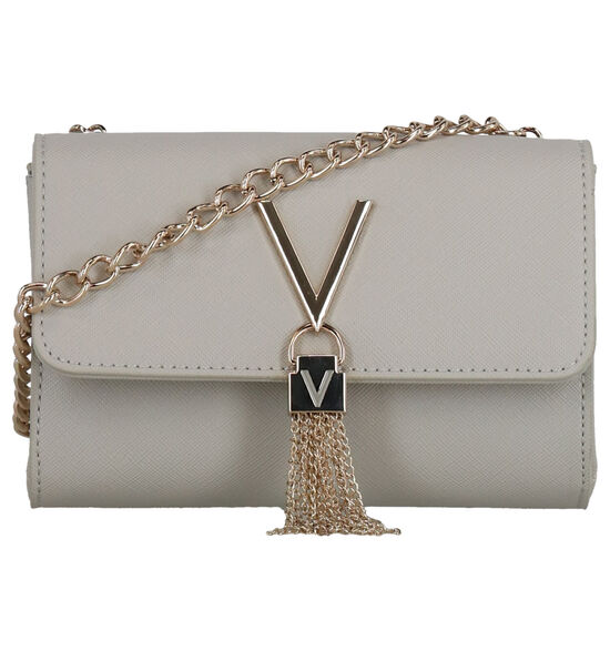 Valentino Handbags Divina Grijze Crossbodytas