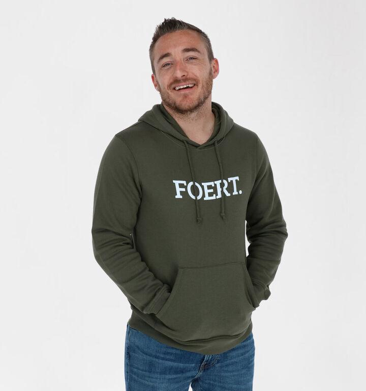 Foert Kaki Unisex Sweater
