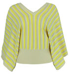 Miracles Pull Paloma Geel/Beige Trui (278065)