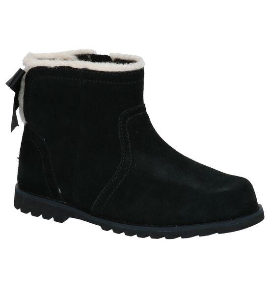 UGG Cecily Zwarte Korte Laarzen