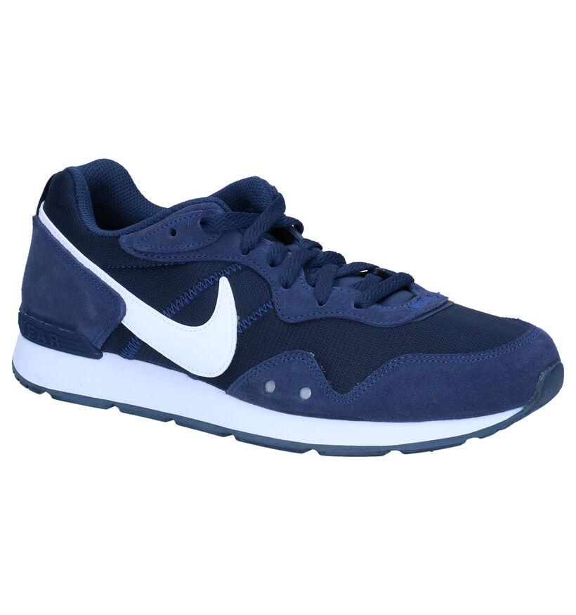 Nike Venture Runner Zwarte Sneakers in daim (284542)