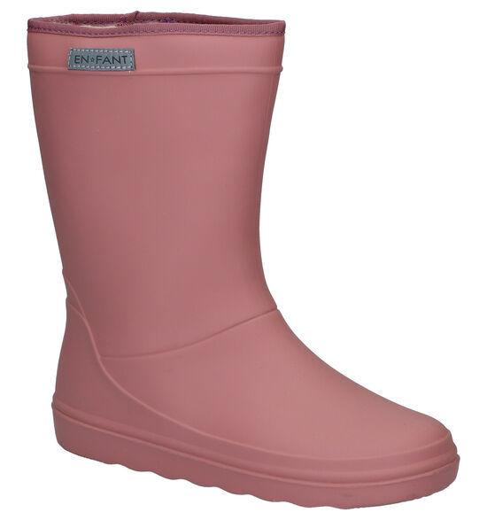 Enfant Roze Regenlaarzen