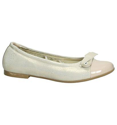 Rondinella Ballerina's Goud met Strik in lakleer (194067)