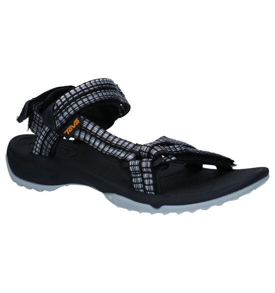 Teva Terra Zwarte Sandalen