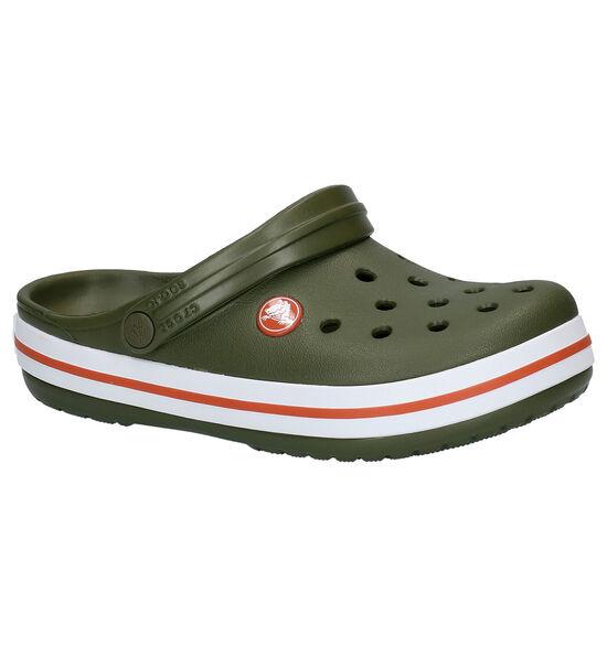 Crocs Crocband Kaki Slippers