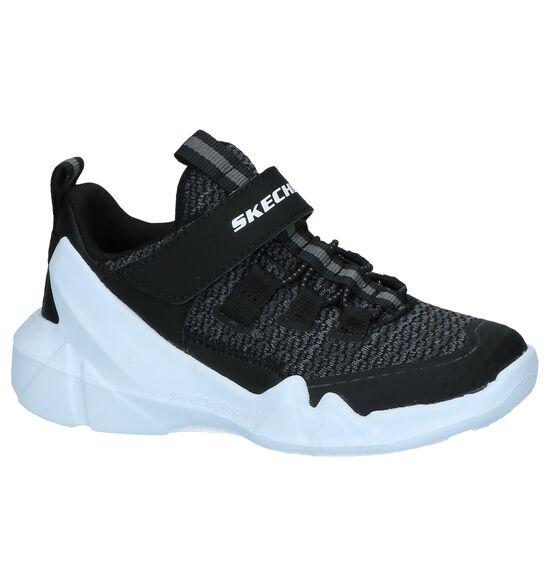 Zwarte Sneakers Skechers DLT-A