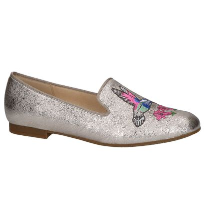 Gabor Rose Gold Loafers, Roze, pdp