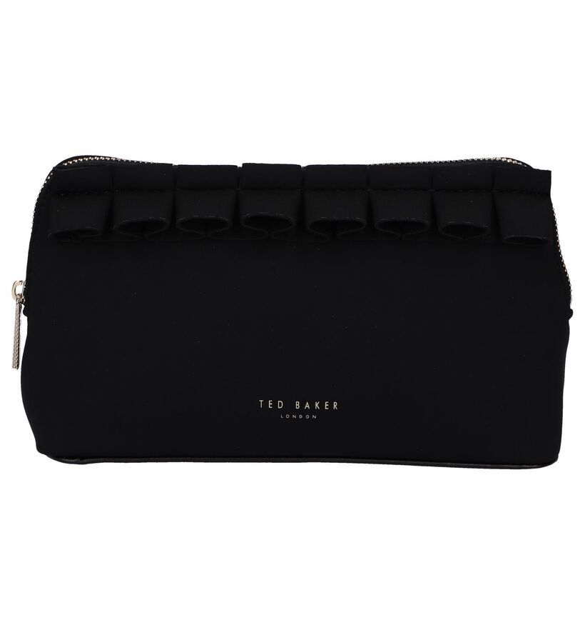 Zwart Make-up Tasje Ted Baker Adalyn in stof (236359)