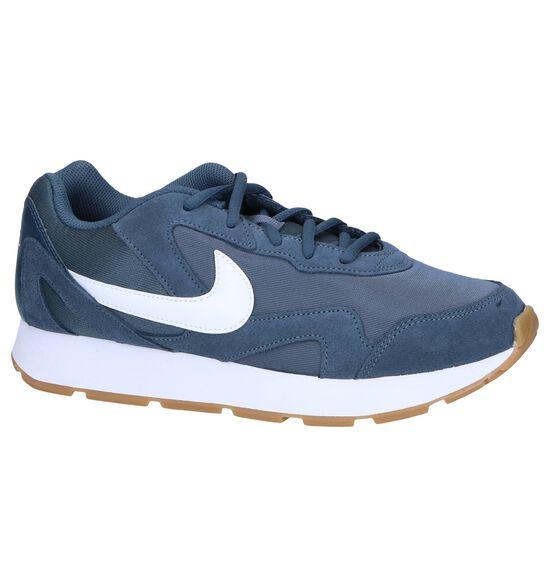 Donkerblauwe Sneakers Nike Delfine