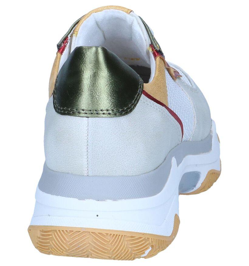 Multicolor Lage Sneakers Marco Tozzi in kunstleer (243717)