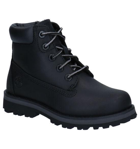 Timberland Courma Kid 6 Inch Zwarte Boots