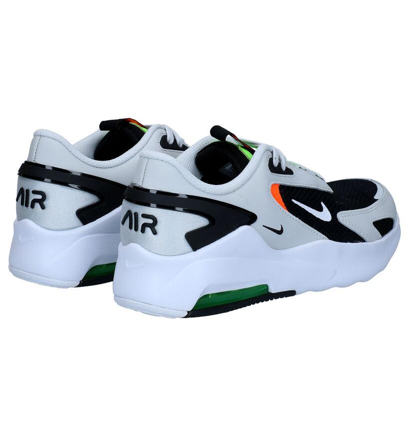 Nike Air Max Bolt GS Multicolor Sneakers in leer (284492)
