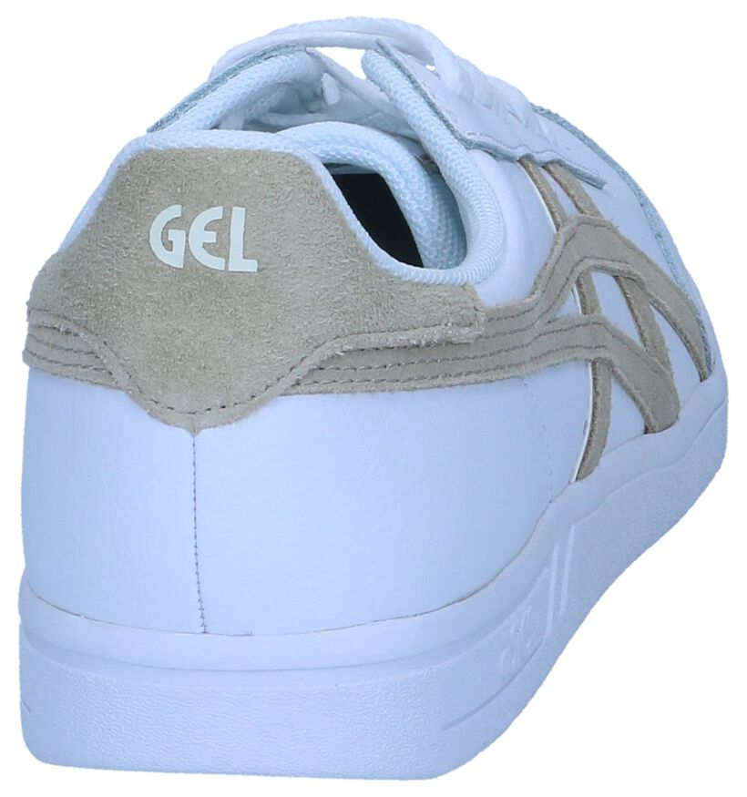 Sneakers Asics Gel-Vickka Trs Wit in leer (238277)