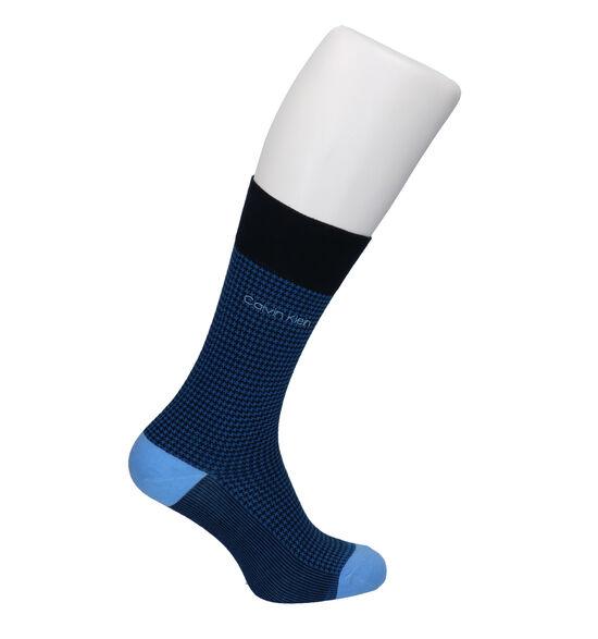 Calvin Klein Blauwe Sokken