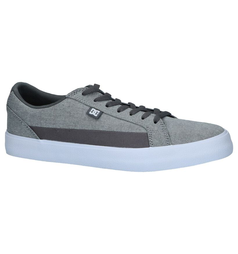Grijze Skateschoenen DC Shoes Lynnfield TX in stof (240919)