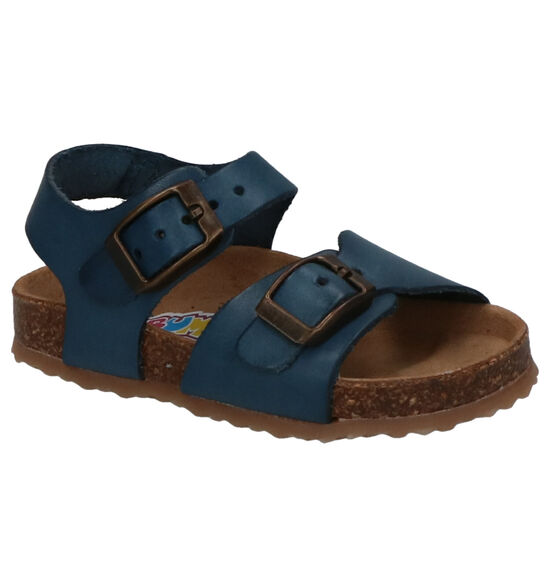 Bumba Beasy Blauwe Sandalen