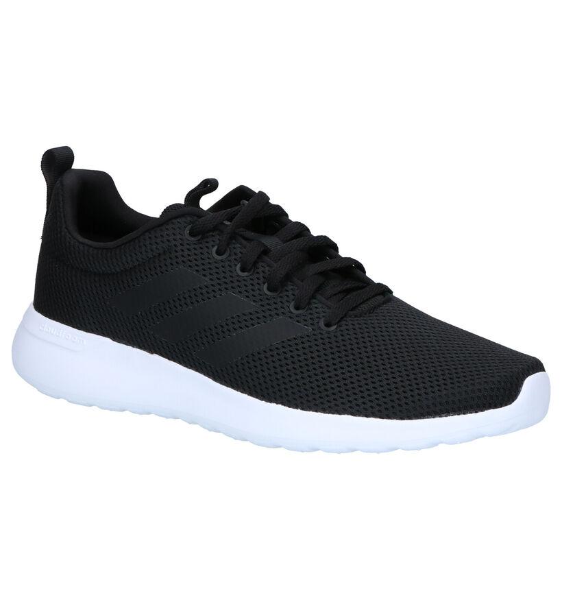 adidas Lite Racer Zwarte Sneakers in kunststof (273807)