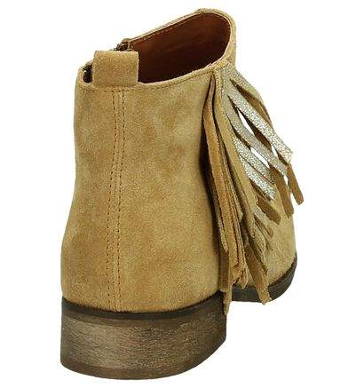 Flair Beige Boots, Bruin, pdp