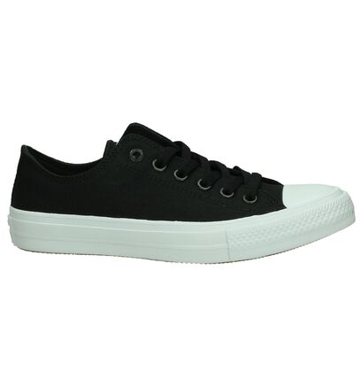 Converse All Star II OX Sneaker Zwart in stof (178410)
