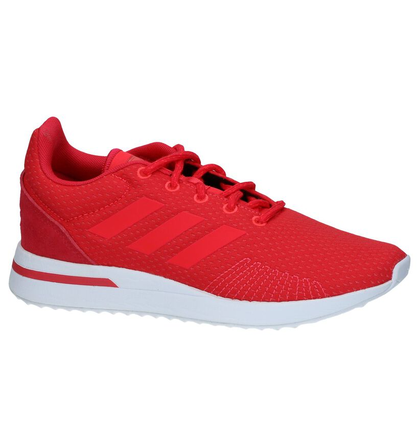 Roze adidas Run 70S Sneakers in stof (237058)