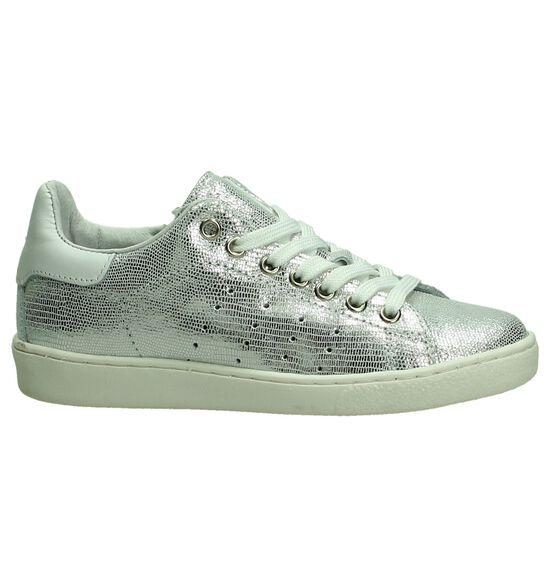 Zilveren Sneaker Hampton Bays by Torfs