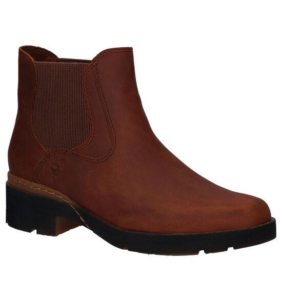 Timberland Graceyn Cognac Chelsea Boots