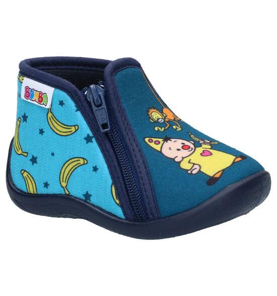 Bumba Blauwe Pantoffels