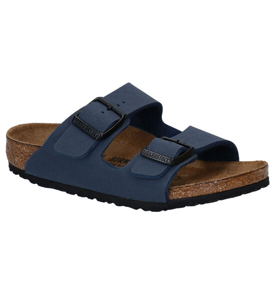 Birkenstock Arizona Blauwe Slippers