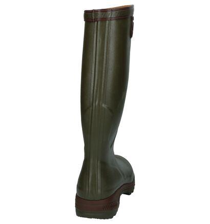 Regenlaarzen Kaki Aigle, Groen, pdp