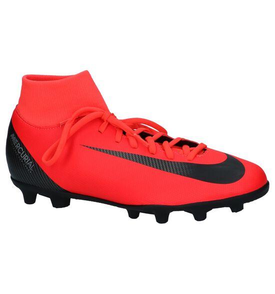 Fluorode Nike CR7 Superfly Voetbalschoenen met Noppen