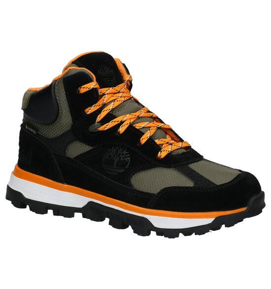 Timberland Trail Trekker Zwarte Boots