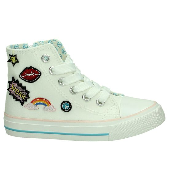 K3 by Torfs Witte Sneakers