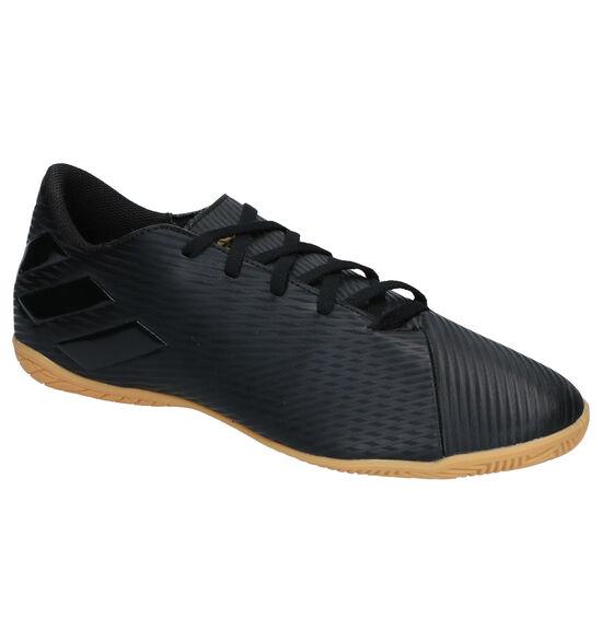 adidas Nemeziz 19.4 Zwarte Zaalvoetbalschoenen
