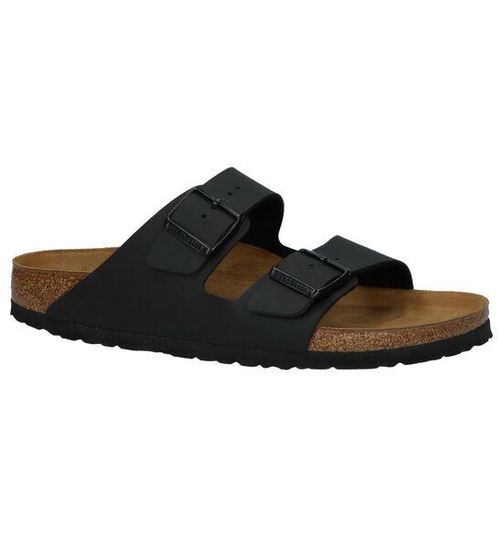 Comfortabele Slippers Birkenstock Arizona Zwart